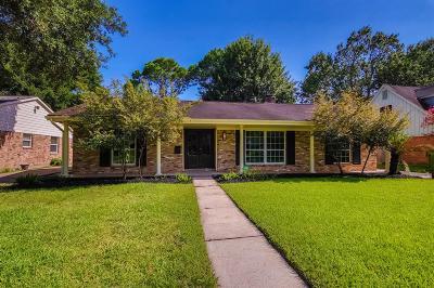 Houston Single Family Home For Sale: 6011 McKnight Street