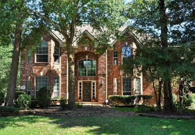 The Woodlands Single Family Home For Sale: 207 N Hazelcrest Circle