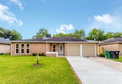 Houston TX Single Family Home For Sale: $179,990