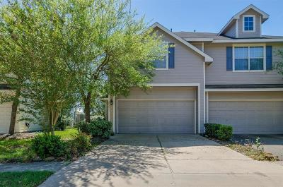 Condo/Townhouse For Sale: 25271 Boulder Bend Lane