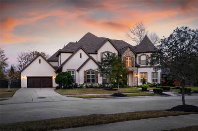 Missouri City Single Family Home For Sale: 38 Lake Como Drive