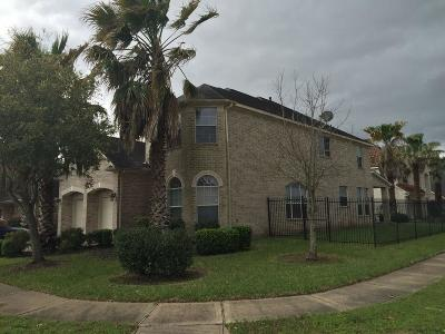 Sugar Land Single Family Home For Sale: 14202 Nelson Bay Court