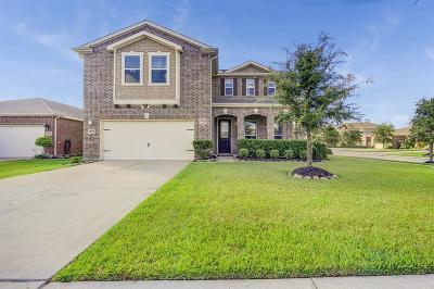 League City Single Family Home For Sale: 2804 Soffiano Lane