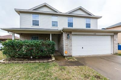 Rosenberg Single Family Home For Sale: 1031 San Antonio Court