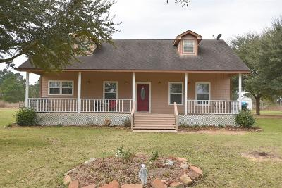 Waller Single Family Home Pending: 15743 Mound Creek Road
