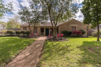 Seabrook Single Family Home For Sale: 430 Forest Lake Drive