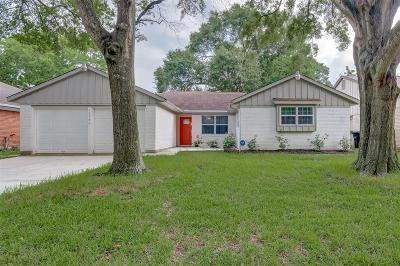Houston Single Family Home For Sale: 5926 Spellman Road