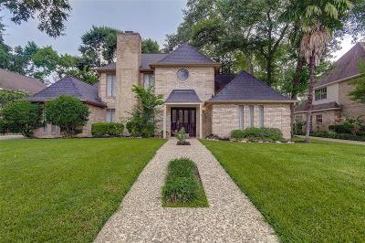 Houston Single Family Home For Sale: 12022 Greenwood Estates Street