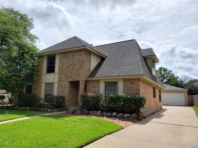 Houston Single Family Home For Sale: 14723 Earlswood Drive