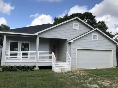 Houston Single Family Home For Sale: 1809 Chestnut Street
