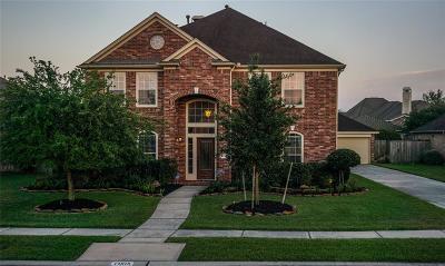 Humble Single Family Home For Sale: 14818 Barton Grove Lane