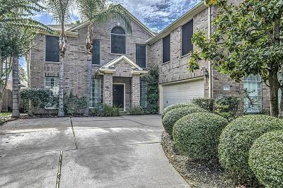 Pasadena Single Family Home For Sale: 1418 Hollow Branch Lane