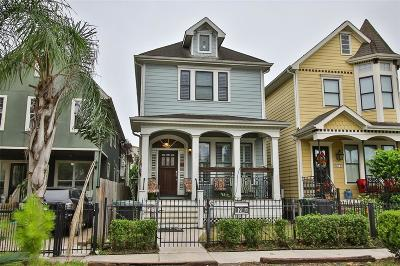 Houston TX Single Family Home For Sale: $459,999