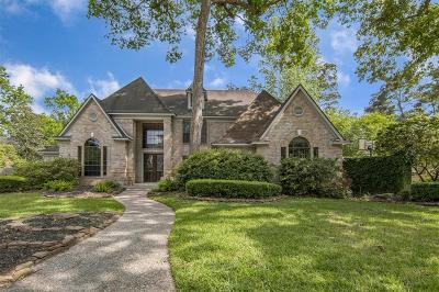Kingwood Single Family Home For Sale: 5706 Ridge Vista Drive