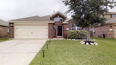 La Marque Single Family Home For Sale: 838 Driftwood Lane