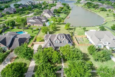 Katy Single Family Home For Sale: 1142 Lake Grayson Drive