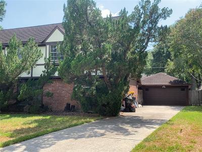 Houston Single Family Home For Sale: 15103 Pebble Bend Drive