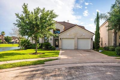 Missouri City Single Family Home For Sale: 3030 Pelican Cove