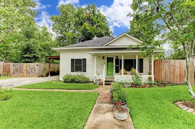 Tomball Single Family Home For Sale: 302 Oxford Street