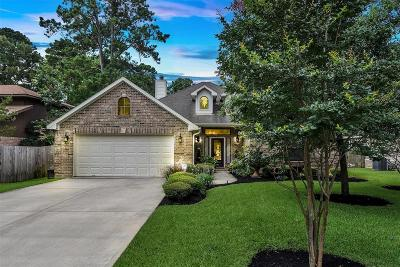 Montgomery Single Family Home For Sale: 12127 Brightwood Drive
