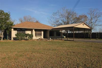 Bay City TX Single Family Home For Sale: $186,000