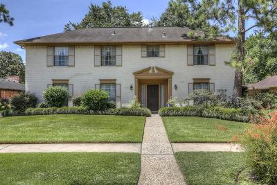 Houston Single Family Home For Sale: 15803 Brookvilla Drive