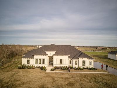Rosharon Single Family Home For Sale: 7519 Nottaway Court