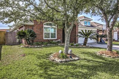 League City TX Single Family Home For Sale: $234,000