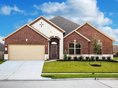 Single Family Home For Sale: 18035 Van Berkel