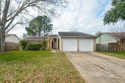 Houston Single Family Home For Sale: 5219 Prairie Creek Drive