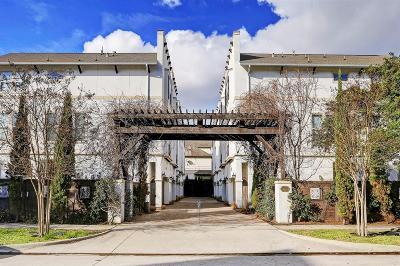 Houston Single Family Home For Sale: 4026 Bellefontaine #E