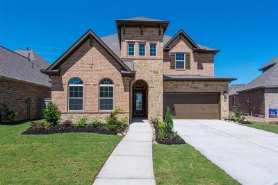 Manvel Single Family Home For Sale: 4306 Bayberry Ridge Lane