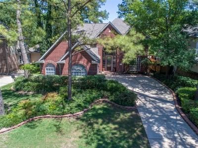 Houston Single Family Home For Sale: 7610 Melody Circle
