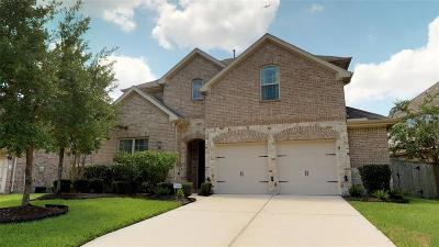Humble Single Family Home For Sale: 7018 Sanders Hill Lane