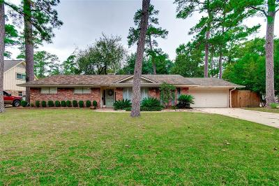 Houston Single Family Home For Sale: 1827 Peer Drive