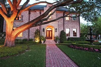 Galveston County, Harris County Single Family Home For Sale: 111 Allendale