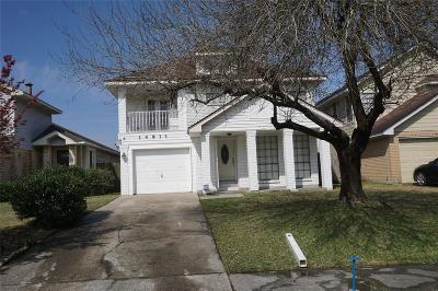Channelview Single Family Home For Sale: 14911 Peachmeadow Lane