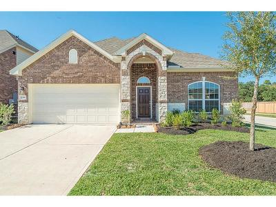Kingwood Single Family Home For Sale: 21339 Sommerset Shore Crossing