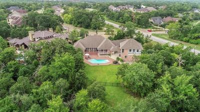Bryan Single Family Home For Sale: 3201 Elm Creek Court