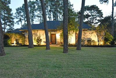 Spring Single Family Home For Sale: 6511 Moccasin Bend Drive
