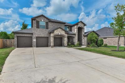 Tomball Single Family Home For Sale: 11010 N Country Club Green Drive