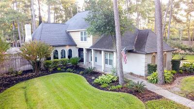 Kingwood Single Family Home For Sale: 3611 Ash Park Drive