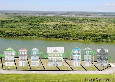 Matagorda Residential Lots & Land For Sale: Lot 1 Fisher St Street