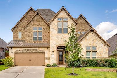 Conroe Single Family Home For Sale: 71 Chestnut Meadow Drive