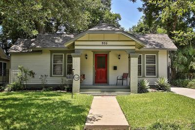 Harris County Single Family Home For Sale: 905 Pecore Street