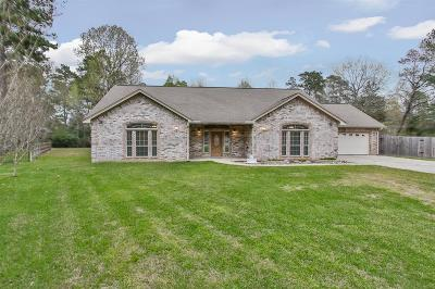 Magnolia Single Family Home For Sale: 12602 Winchester Court