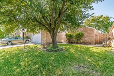 Houston Single Family Home For Sale: 11023 Colebrook Drive