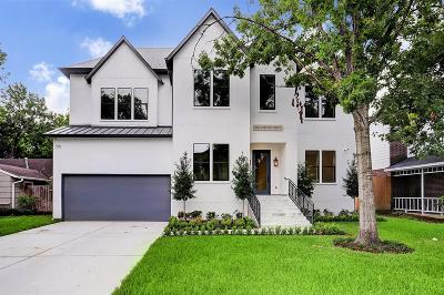 Bellaire Single Family Home For Sale: 802 Circle Drive