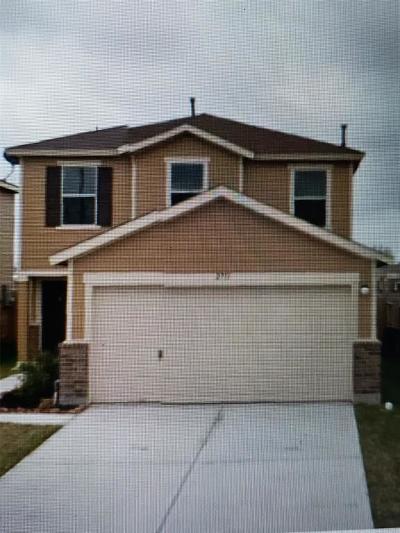 Houston TX Single Family Home For Sale: $106,000