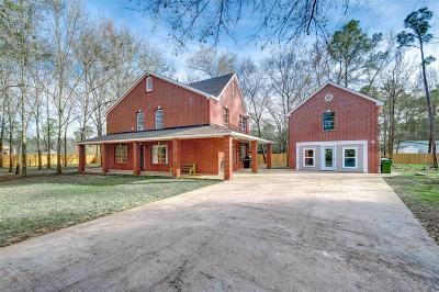 Porter Single Family Home For Sale: 20006 Ravenwood Drive